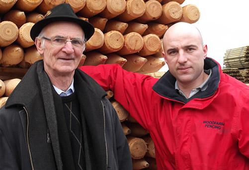 About WoodFarm Fencing